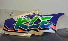 KAWASAKI KLE500 LOWER R/H FARING DECAL/STICKER