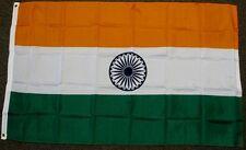 3X5 NYLON INDIA FLAG INDIAN NATIONAL BANNER HIGH QUALITY F284