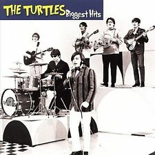 "THE TURTLES, CD ""BIGGEST HITS"" NEW SEALED, GET 1.00 OFF, CASE IS BUSTED"