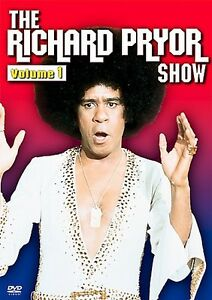 The Richard Pryor Show - Volume 1 (DVD, 2004) EXCELLENT CONDITION FREE SHIPPING