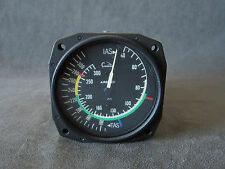 Cessna / Alcor Airspeed Indicator, P/N C661010-0802