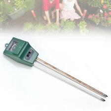 3 in 1 PH Tester Soil Water Moisture Light Test Meter for Garden Plant Flower ZX