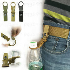 New Every Day Carry Nylon Molle Webbing Hanger Buckle Hook Bottle Buckle Clip