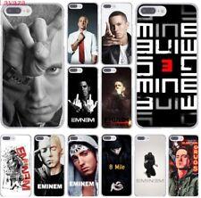 Eminem Hip Hop Rap Phone Case iPhone 11 Pro X XS XR Max 8 7 6 Plus 5 Samsung