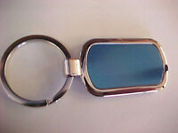Personalized Blue Engraved Key Chain!  Wedding gifts, Business & More!