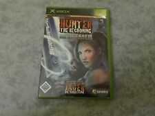 HUNTER THE RECKONING REDEEMER - MICROSOFT XBOX ORIGINALE - PAL - COMPLETO