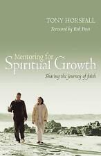 Horsfall-Mentoring For Spiritual Growth BOOK NEW