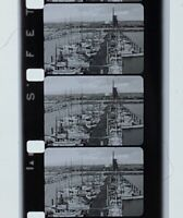 Advertising 16mm Film Reel Seattle First National Bank Fishermans Terminal -SB07