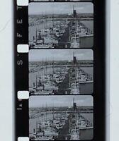 Advertising 16mm Film Reel Seattle First National Bank Fishermans Terminal -SB07