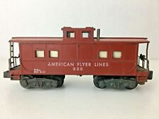 "*AMERICAN FLYER 930* ""CABOOSE"""