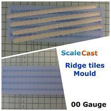 Linka Compatible RIDGE TILES - OO Gauge Model Railway Scenery - CM37