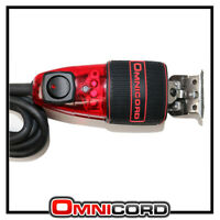 Andis T-Outliner Modified & Customized by Omnicord - Ruby Red