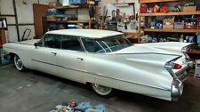 1959 Cadillac Series Sixty-Two Sedan 4 window, 4 Door Flat Top 6239