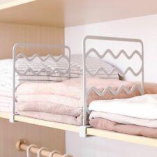 Nuevo Armario Organizador Dormitorio Estante Divisor Plástico Libro