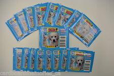 Panini Cute Animals - 50 Factory Sealed Sticker Packs - Box Worth