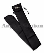 Opass RDB-303 (160cm x 9cm) Netting Fabric Fishing Rod Bag/Cover - Black
