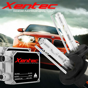 XENTEC AC 55w HID Kit 9003 H4 Bi-Xenon 6000K Blue Beam HeadLight Conversion Lig