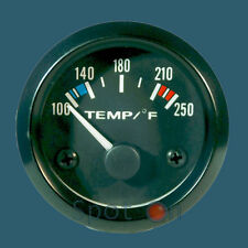 "2"" Water Temperature Gauge (100 - 250 F ) car truck boat"