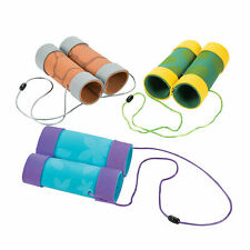 Craft Tube Binoculars Craft Kit - Craft Kits - 12 Pieces