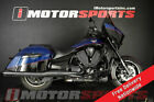 2014 Victory Motorcycles Cross Country Factory Custom Paint Boss Blue & Glo  2014 Victory Motorcycles Cross Country Factory Custom Paint Boss Blue & Glo for