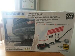 BRAND NEW Karcher Underbody Car Chassis Cleaner.KARCHER CHASSIS CLEANER.BOXED