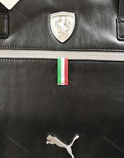 *NEW GENUINE PUMA FERRARI* - Official Duffle Bag Ferrari (Black) from Puma