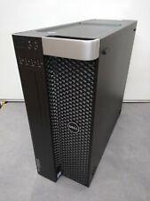 Dell Precision T7810 2 x E5-2630L V3 16 Core 32GB RAM 240GB SSD Nvidia NVS 315