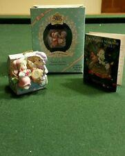 Enesco Precious Moments Collection Christmas Ornament