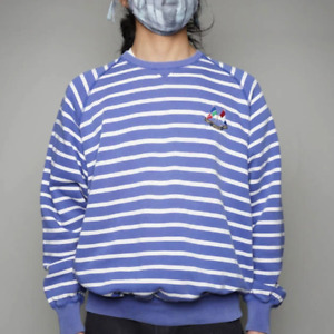 VTG 1990s POLO RL CROSS FLAGS SWEATER