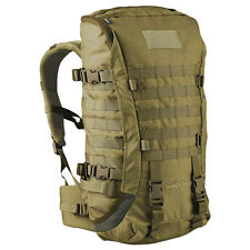 WISPORT ZIPPERFOX 40L MILITARY PATROL BACKPACK ARMY HYDRATION MOLLE BAG COYOTE