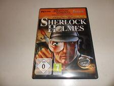 PC  Sherlock Holmes - Ungelöste Verbrechen
