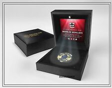ST KILDA AFL BROWNLOW MEDAL REPLICA MEDAL IN BOX OFFICIAL AFL PRODUCT