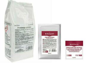 Kaliumpyrosulfit Schwefel Weinherstellung Kaliumdisulfit Desinfektionsmittel