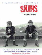 Skins Gavin Watson Cult Skinhead Ska Mod Oi Punk Picture Photography Book Livre