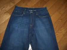 WOMENS LUCKY BRAND DUNGAREES CLASSIC FIT JEANS SIZE 30 X 30 STRETCH MEN WOMEN