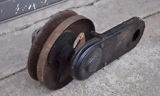 Vtg 1972 Ski Doo Olympic Olympique Chain Case Drive Pulley Assembly A79