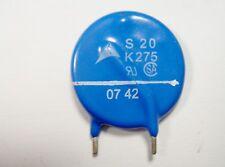 S20K275  Varistor Heißleiter Thermistor 20A 275V #19-664