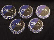 Lot Of 5 New Zima Clearmalt Coasters