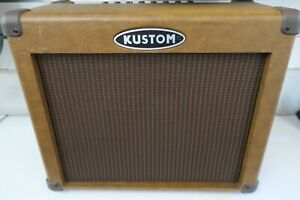 Kustom Amp. Sienna 30. 30 Watt MOSFET Acoustic Guitar Amplifier