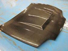 Type C Vented FLARED Carbon Fiber Hood for 93-98 Toyota Supra 2JZ-GTE JZA80 MKIV