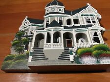 Shelia'S Collectible Houses Brehaut House California 1994 Hand Signed #3089/3300