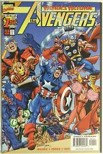 Marvel Comics Avengers #1  Heroes Return