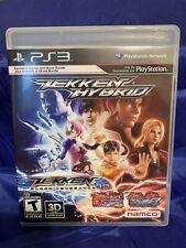Tekken Hybrid - Playstation 3 - PS3 - Video Game - Complete