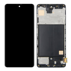 LCD Touch Screen Digitizer +Frame For Samsung Galaxy A51 A515G SM-A515F/DS A515