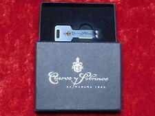Cuervo Y Sobrinos 8GB Chrome Key USB 2.0 Flash Drive Memory Stick Boxed