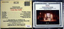 MOZART - COSI' FAN TUTTE - A.Ostman - BOX 3 CD n.0463