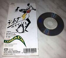 "CD KAOMA - LAMBADA - ESDA 7009 - JAPAN 3"" INCH - SINGLE"
