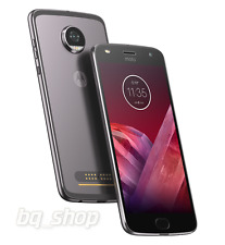 "Motorola Moto Z2 Play XT1710 Dual SIM 64GB/4GB Grey 12MP 5.5"" Phone ByFedEx"