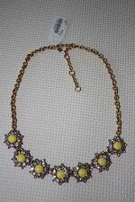 J.Crew Factory Sunburst Necklace NWT