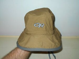 OR 243471 OUTDOOR RESEARCH SUN BUCKET SHORT BRIM ADULT LARGE HAT              K5